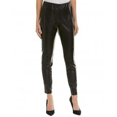 1.STATE Faux-Leather Leggings (Black, 8)