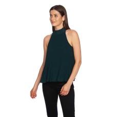 1.STATE Women's One-Shoulder Ruffle Tops