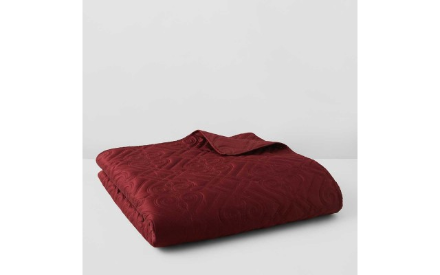 1872 by 's Hawthorn King Size Coverlet