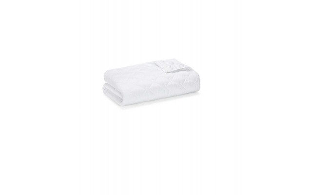 Coverlet, King, 400-thread count, White