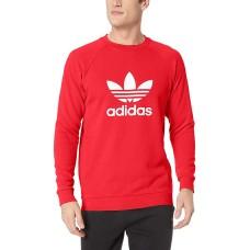 Adidas Men's Trefoil Warm-Up Crew Sweatshirt
