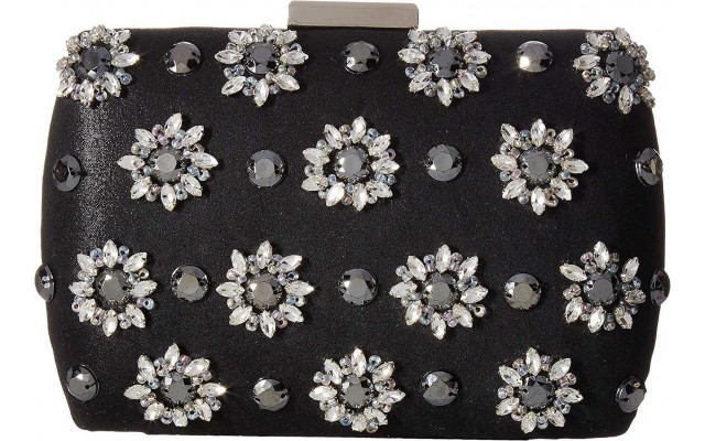 Vail Refined Clutch – Black