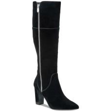 Adrienne Vittadini Neeva Women's Shoes Boots (Black, 6 M)