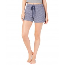 Alfani Hacci Striped Sleep Shorts (Navy, 2XL)