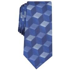 Alfani Men's Geometric Tie (Navy)