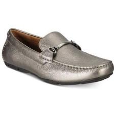 Alfani Men's Marcus Leather Square Toe Penny Loafers