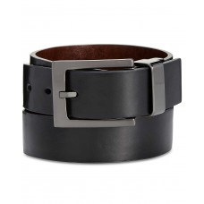 Alfani Men's Reversible Casual Wide Buckle Belts
