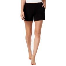 Alfani Pajama Shorts (Black, M)