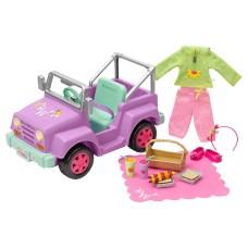 American Girl WellieWishers Garden Adventure Vehicle Bundle