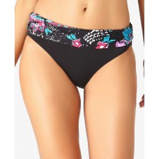 Anne Cole Women's Fold-Over Band Bottoms Swimsuits