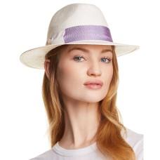 Aqua Women's Bow Detail Fedora Hats