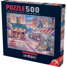 Art Puzzles for Family Activities, Jigsaw Puzzles for Kids and Family Time, Art Appreciation with Puzzles