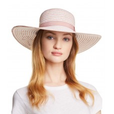 August Hat Company Rose All Day Floppy Hat (One Size, Pink)
