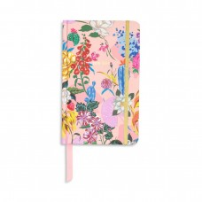 Ban.do 13 Month Classic Hardcover Small Daily Planner, 2018-2019 (Garden Party)