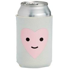 Ban.do 'Herbie the Happy Heart' Neoprene Drink Sleeve