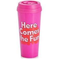 Ban.do Here Comes The Fun Hot Stuff Thermal Mug