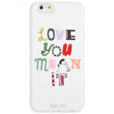 Ban.do Love You Mean It iPhone 66S C White 53720