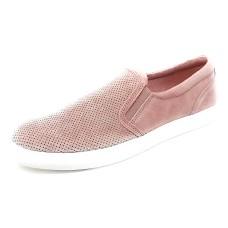 Bar III Mens Brant Slip-on Sneakers (Pink, 8 M)
