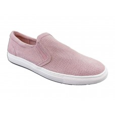 Bar III Mens Brant Slip-on Sneakers (Pink, 9 M)