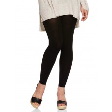 Berkshire Easy-On Max Coverage Footless Tights (Black, 1X-2X)