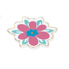 Betsey Johnson Figural Flower Catch-All Dish
