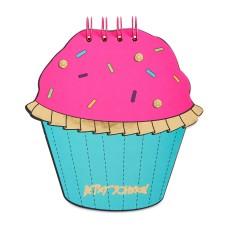 Betsey Johnson xox Trolls Cupcake Journal