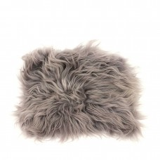 Bloomingville Grey Sheep Seat Cover (One Size)