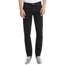 Calvin Klein Jeans Men's Slim-Fit Stretch Logo Jeans (Black, 31X32)