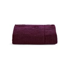 Calvin Klein Sculpted Grid Washcloth (Wine)