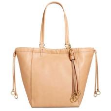 Calvin Klein Women's Large Drawstring Handbag Totes