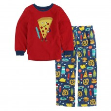 Carter's Boys 2-Piece Fleece Pajama Sets