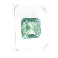 Celebrate Shop Framed Gem Print 15×19 (Emerald)