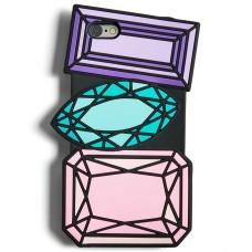 Celebrate Shop Gems iPhone 7 Case, Multicolor
