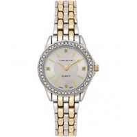 Charter Club Womens Two-Tone Stainless Ste Two-Tone 16998
