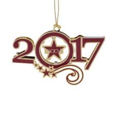 ChemArt 2017 Star Ornament