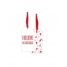 Christmas Bottle Tag – I Believe In Cocktails