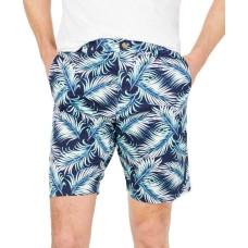 Club Room Men's Fern Print 9″ Shorts