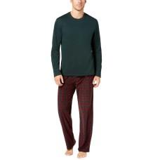 Club Room Men's Fleece Pajama Sets