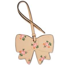 Coach Women's Leather Printed Handbag Charms Wallet Ornaments Key Chain