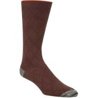 Cole Haan Men's Crew Socks (Brown)