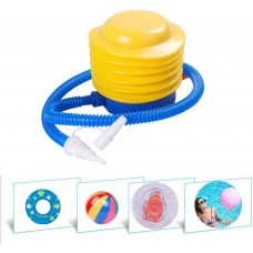 Colorful Inflatable Plastic 3 Ring Swimming Pool for Birthday Parties of KidsBoys & GirlsBlow Up Kiddie Water & Ball Pools for Indoor & Outdoor PoolSwimming and Play Parties for Kids in Various Sizes