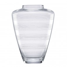 Dansk Baltic Glass Vase, Medium