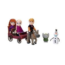 Disney Frozen 2 Petite Adventure Dolls Gift Set