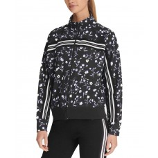 DKNY Women's Sport Printed Zip Sweatshirts