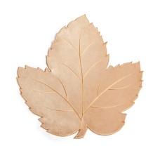 Elrene Velvet Leaf Placemats