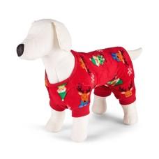 Family Pajamas Elf Pet Pajamas