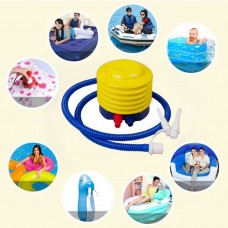 Foot Pump – Sports Inflatable Pump for Inflatables, Yoga, Bed, Mattress, Inflatable Boat, Exercise Ball, Balloon, Balls, Swimming Ring & Toys