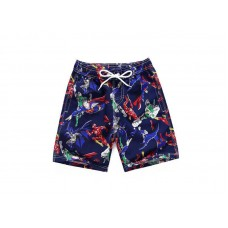Funny Summer Swim Trunks for Kids, Quick Dry Swim Shorts for Boys and Girls, Bathing Suits, Swimwear, Swim Shorts with Various Colors & Designs, Quick Dry Nylon Shorts