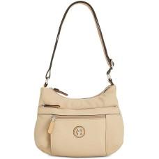 Giani Bernini Pebble Hobo Handbag (Oatmeal)