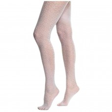 Hanes Women`s Animal Tulle Tight,High Rise Small